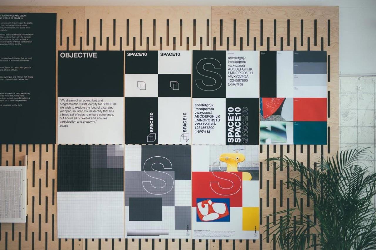 Hans Pelle Jart Space10 visual identity