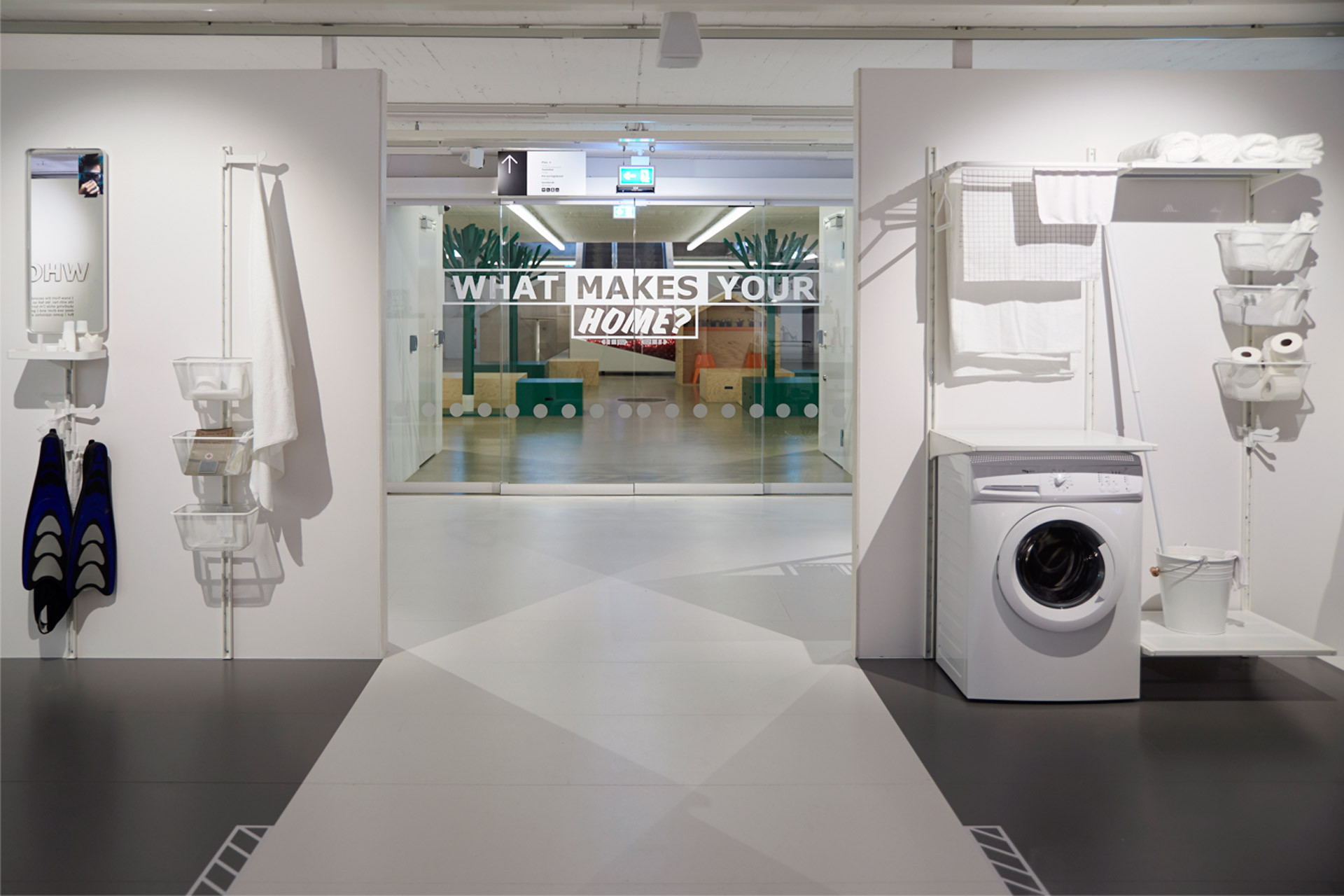 Hans Pelle Jart Ikea exhibition