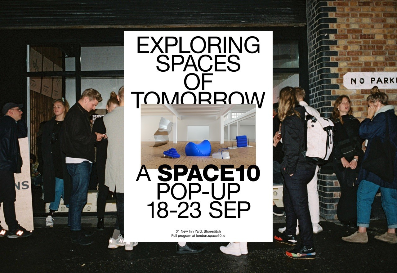 Hans Pelle Jart Space 10 pop-up event